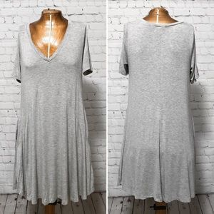 UO Silence + Noise T-Shirt Dress EUC